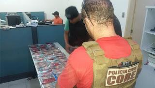 Bando é preso suspeito de estupros e roubos a caixas eletrônicos; R$ 140 mil foram recuperados