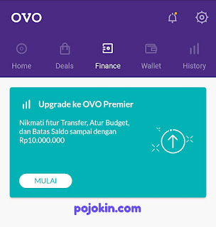 Cara Upgrade OVO Premier Sendiri Tanpa Ke Kios/Booth