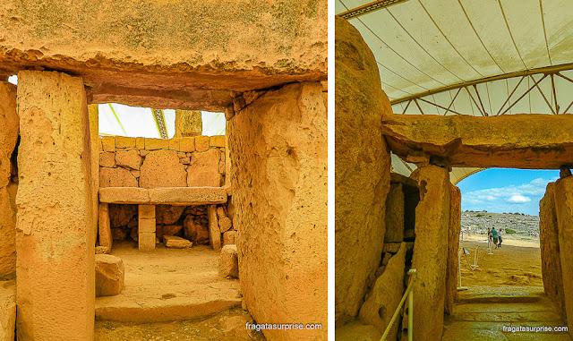 Templo de Mnajdra, Malta