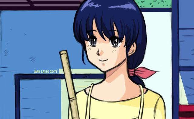 Kyoko fanart