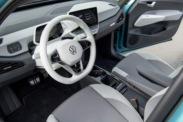 Volkswagen ID.3 - carro elétrico
