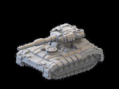 Type 79/B Pallas Main Battle Tank
