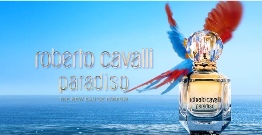 Canzone Roberto Cavalli Profumo Paradiso Pubblicità | Musica spot Ottobre 2016