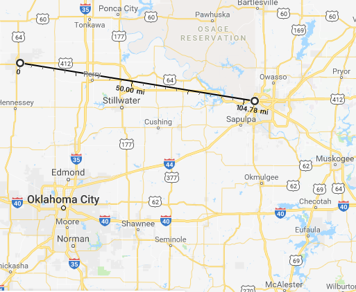Latimes crossword corner tuesday march 27 2018 bruce haight and city near tulsa enid located about 105 miles wnw of tulsa about 70 miles nnw of oklahoma city and about 110 miles ssw of wichita ccuart Image collections
