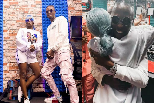 Nigeria BBNaija: Laycon sends a rare Birthday Greeting to Crush, Kemi Smallz