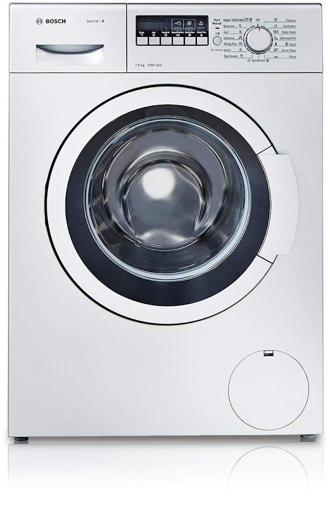 Top 5 best front load washing machine in India 2021