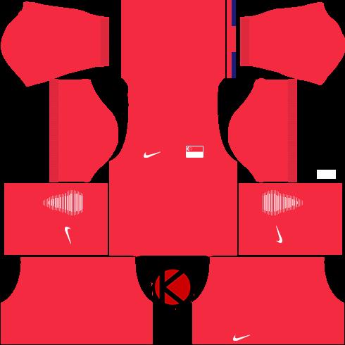 Singapore 2016 kits - Dream League Soccer
