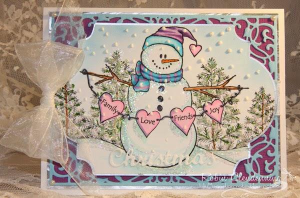 DRS Designs Rubber Stamps: December 2014