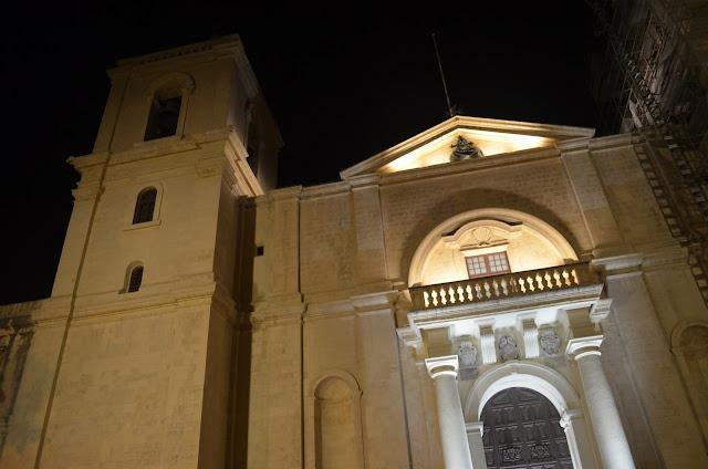 Igreja de São João mais conhecido como Co-Cathedral de St John