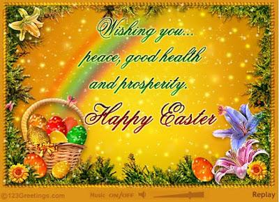 Best Easter Greetings for Facebook