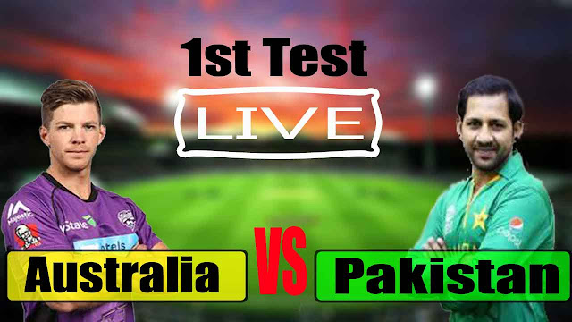 Pak Vs Aus live streaming