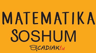 Ebook Modul Sakti UTBK SBMPTN Matematika Soshum