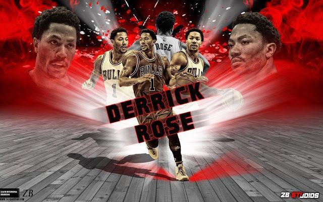 Derrick-Rose-Wallpaper-HD-4K