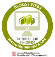 Blogs i Webs Biblioteques Escolars
