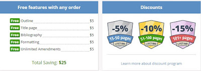 ninjaessays.com discounts