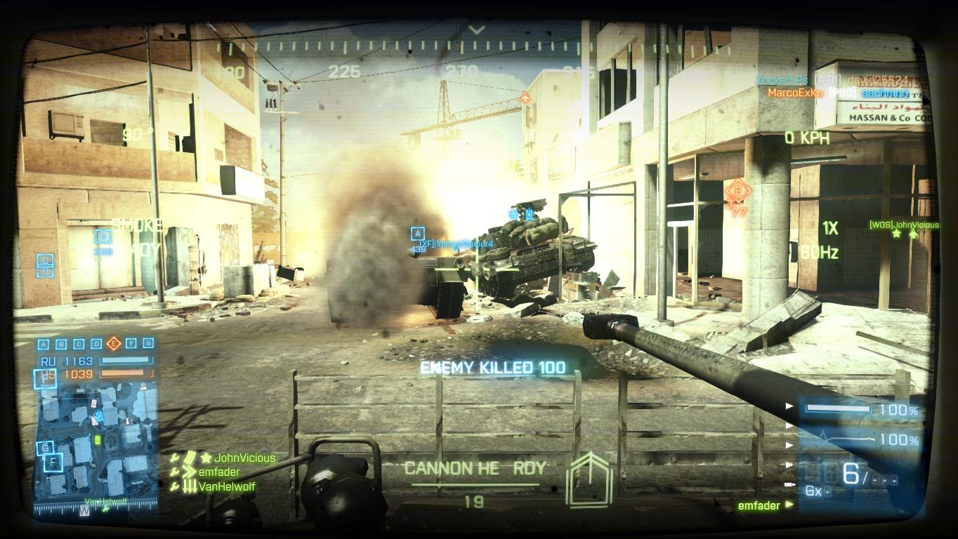 Battlefield 3 Gulf of Oman map ~ GameCial