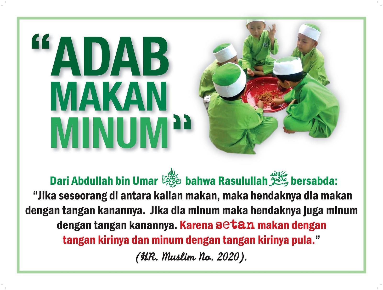 11 Cara Makan yang Baik Menurut Nabi Muhammad SAW serta Contohnya ... 60e65be3f1