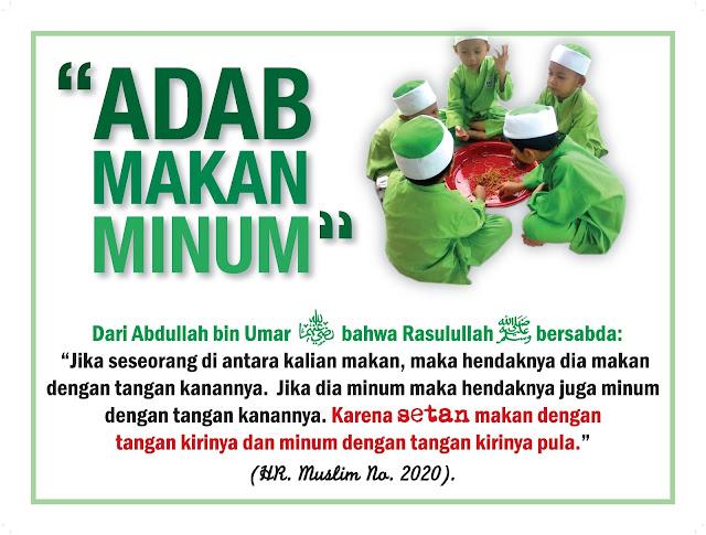 11 Cara Makan yang Baik Menurut Nabi Muhammad SAW serta Contohnya