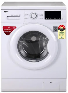 LG 6 kg 5 Star Inverter Fully Automatic Front Loading Washing Machine (FHM1006ADW)