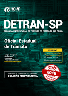 Download Apostila DETRAN SP 2018 / 2019 PDF