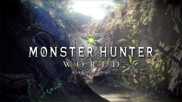 الكشف عن حزمة ضخمة من الصور للعبة Monster Hunter World