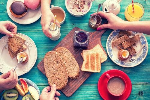 Idées de déjeuners nutritifs pour les enfants