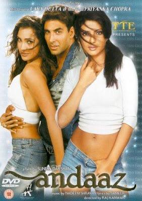 Andaaz 2003 Hindi 720p WEB-DL 1.1GB