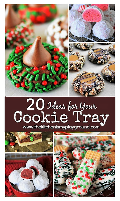 20 Sweet Treats for Your Christmas Cookie Tray Image