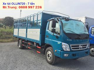 xe-tải-thaco-ollin-720-tải-trọng-7-tấn-thùng-dài-6.2-mét