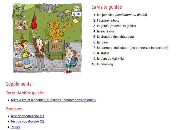 https://francais.lingolia.com/fr/vocabulaire/voyage/la-visite-guidee