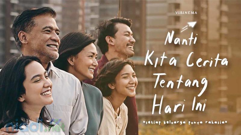 poster film nanti kita cerita tentang hari ini nkcthi