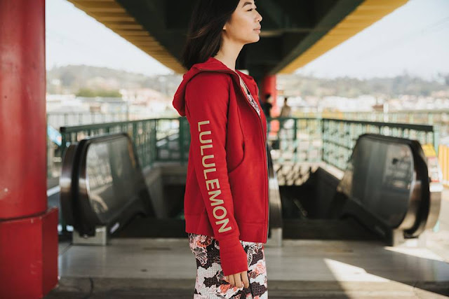 lululemon lunar-new-year-red-scuba