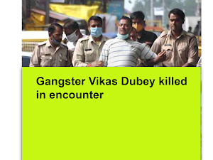 Vikas Dubey wiki, arrest , encounter