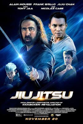 Jiu Jitsu (2020) English 720p WEB HDRip HEVC ESub x265
