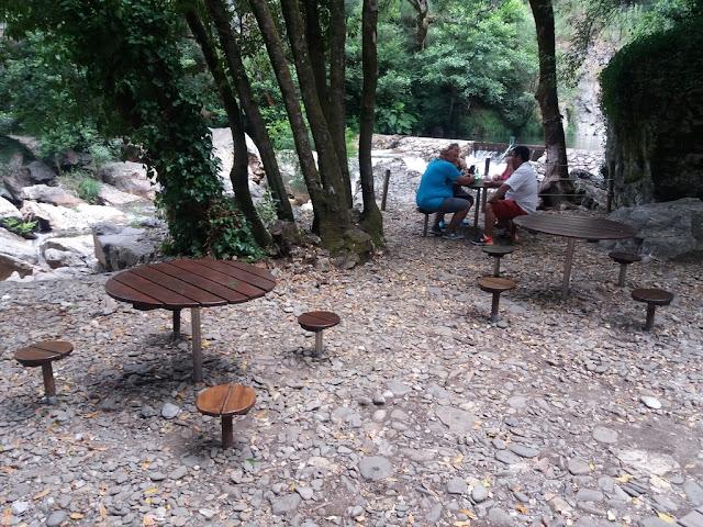 Parque de Merendas das Fragas de São Simão