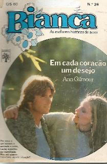 EM CADA CORAÇAO UM DESEJO - Ann Gilmour