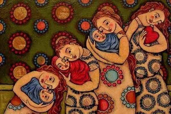 Oração de Liberação da Dor Ancestral da Linhagem Feminina