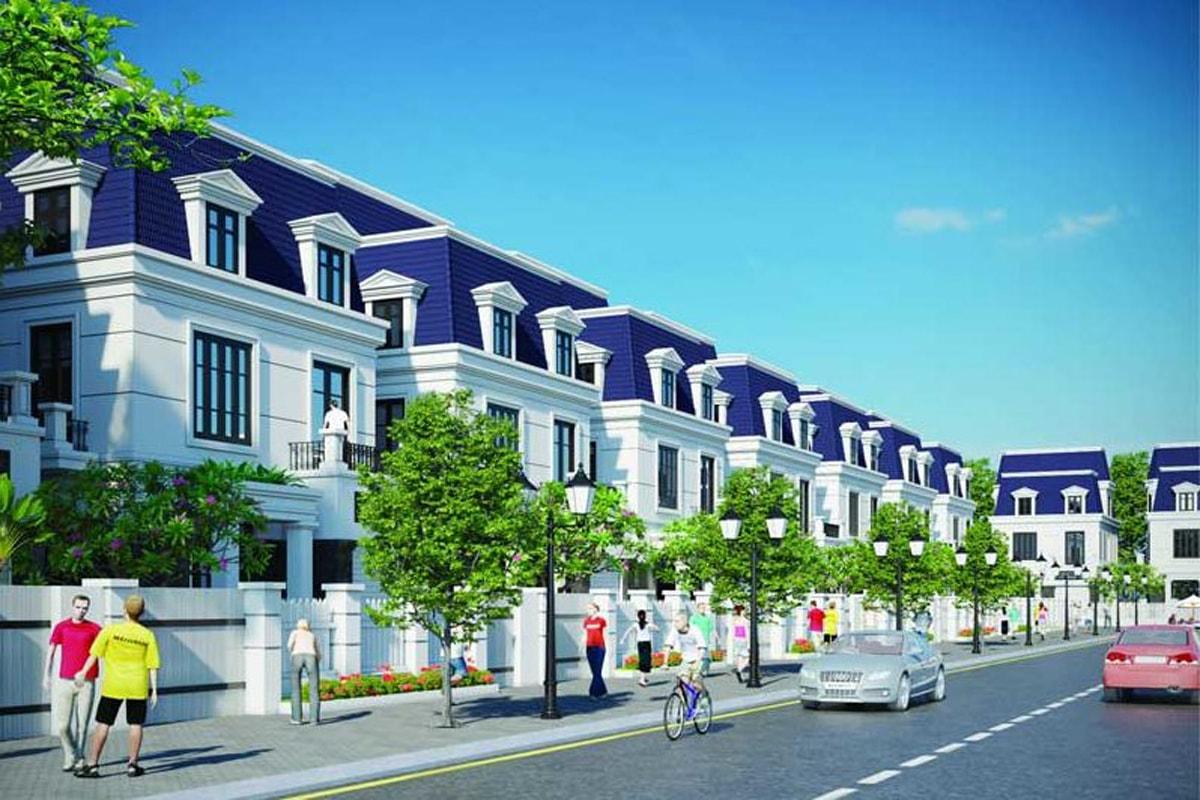Liền Kề Kalong Riverside City