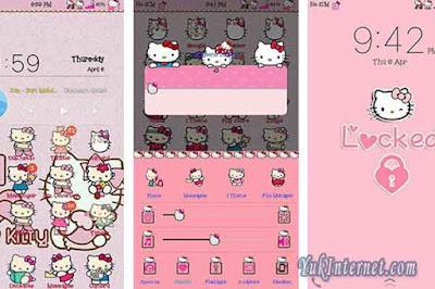 download tema vivo hello kitty v2