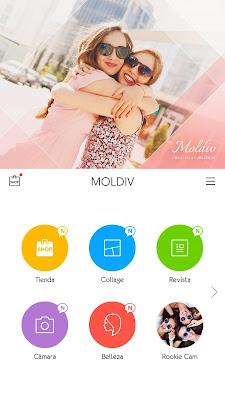 تطبيق MOLDIV للأندرويد, تطبيق MOLDIV مدفوع للأندرويد, MOLDIV apk pro