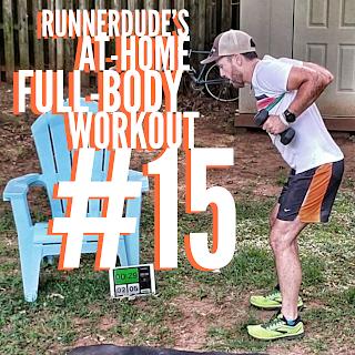 RunnerDude s At-Home Full-Body Workout #15