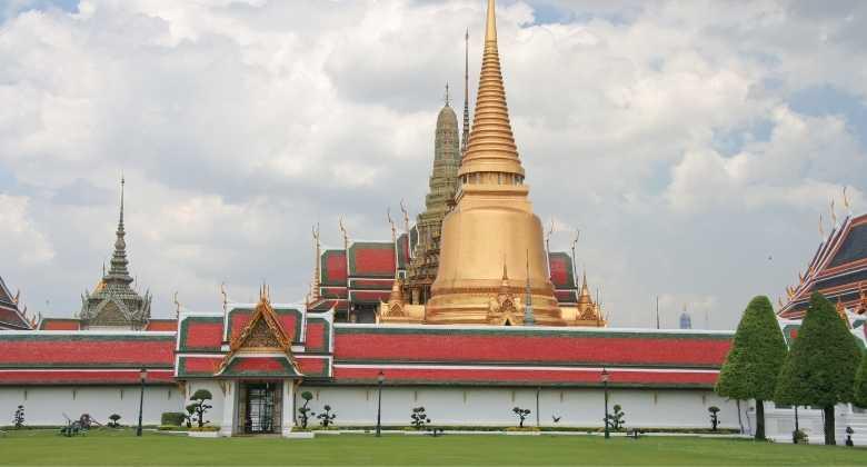 Visit the Grand Palace