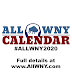 Here's your #AllWNY2020 Calendar submissions for March