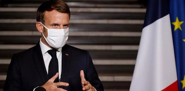 Emmanuel Macron: Saya Memahami Kemarahan Muslim, Tapi Kekerasan Tidak Dapat Dibenarkan