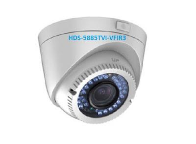 HDS-5885TVI-VFIR3, Camera HDParagon fullHD tại Hải Phòng