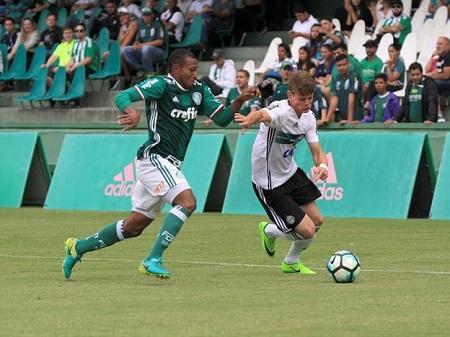 Assistir Palmeiras x Coritiba ao vivo 12/04/2017