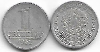 1 Cruzeiro, 1957