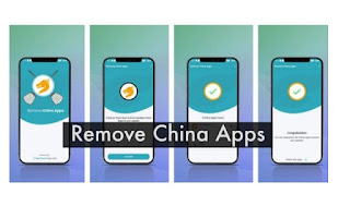 Remove China Apps: This Android app allows you to remove TikTok, Xender, and other Chinese apps.