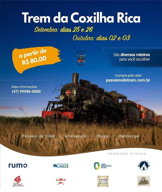 Trem da Coxilha Rica