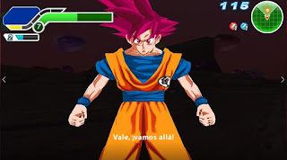 DESCARGA YA NUEVA ISO DBZ TTT MOD V2 FULL HD  [FOR ANDROID Y PC PPSSPP